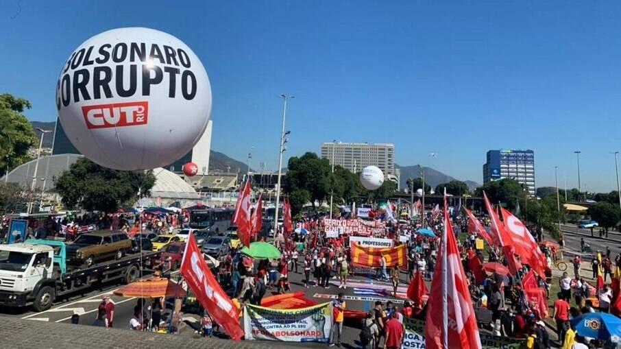 Manifestação contra o presidente Bolsonaro acontecerá no dia 7 de setembro