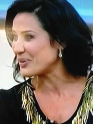 Scheila Carvalho comenta sobre sua participação em