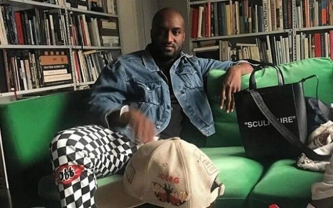 Em 150 anos, Virgil Abloh é o primeiro estilista negro contratado pela Louis Vuitton