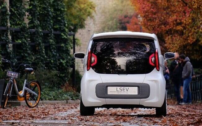 O carro é leve, barato e compacto. Além disso, é um conceito promissor para os modelos do futuro