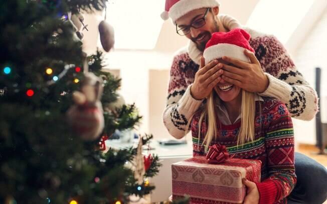 Após achar os presentes de Natal que vai ganhar do namorado, a mulher resolveu desabafar em um fórum da internet