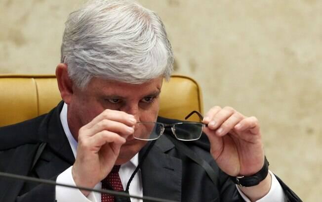 O Procurador-Geral, Rodrigo Janot: decisão de seus pares na Europa enfraquece força-tarefa
