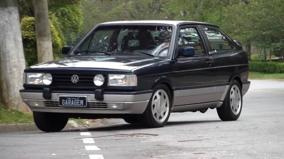 VW Gol GTI, esportivo inaugurou a leva de carros feitos no Brasil equipados com injeção eletrônica de combustível