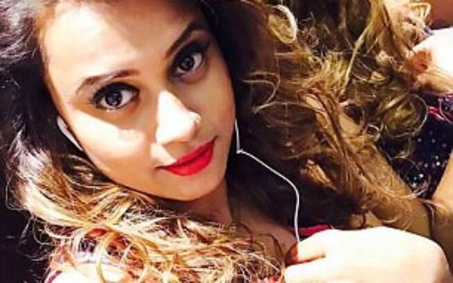 Jyoti Surjeet Singh se tornou amante de Pritesh Patel após conhecê-lo no bar em que trabalhava como dançarina