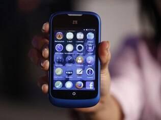 Primeiro celular da LG com FirefoxOS pode chegar antes do ZTE Open (foto)