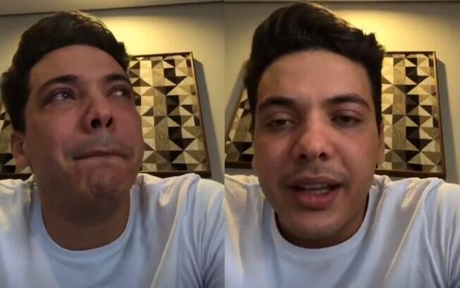 Wesley Safadão fala sobre briga em show