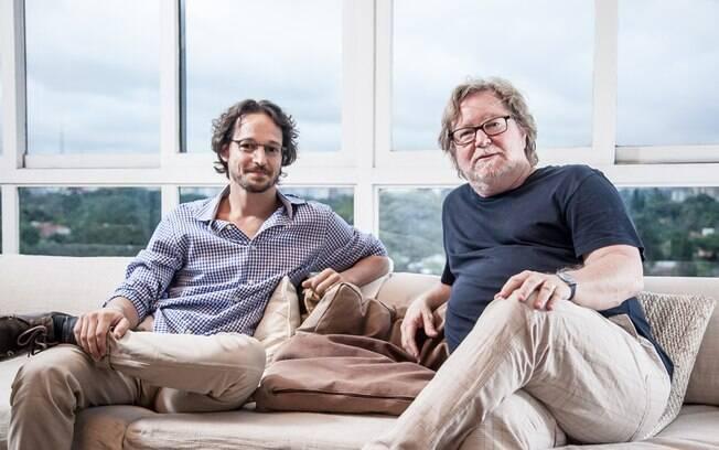 Bernardo e Paulo Jacobsen: uma dupla que valoriza a integração da arquitetura com o meio ambiente