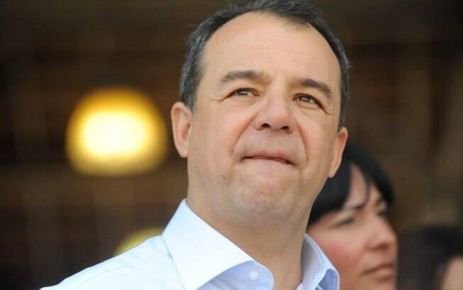 Sergio Cabral, ex-governador do Rio de Janeiro