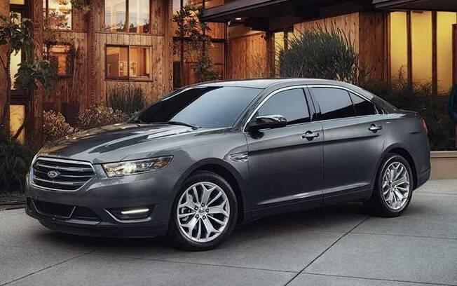 Ford Taurus: sedã já foi líder de vendas nos Estados Unidos e está prestes a sair de linha no País