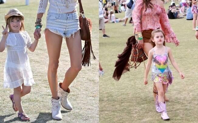Os filhos mais estilosos dos famosos