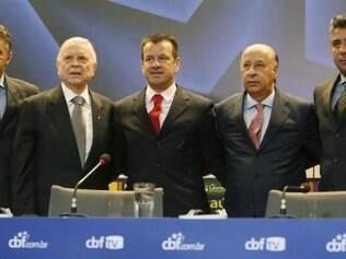 Gilmar Rinaldi garante que integração da base com seleção já começou
