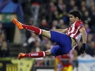 Diego Costa foi o grande nome da vitória dos Colchoneros