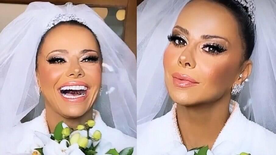 Viviane Araújo pronta para casar