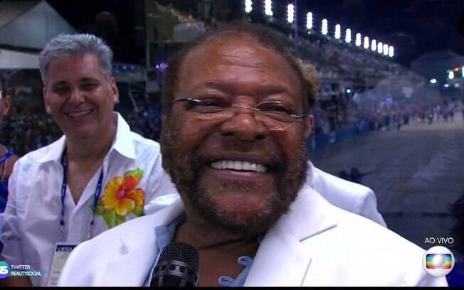 Martinho da Vila é destaque no carnaval do Rio, homenageado completo 80 anos nesta segunda (12)