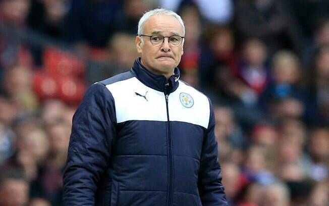 Claudio Ranieri foi campeão inglês pelo Leicester e, depois, demitido