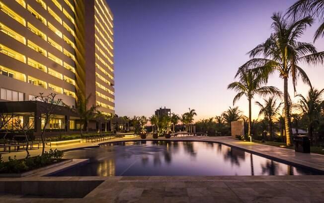 O Celebration Resort Olímpia é uma das opções de hospedagem para quem está pensando em fazer essa viagem