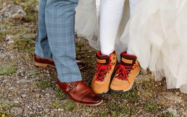 Casamento de Monifa Seawell