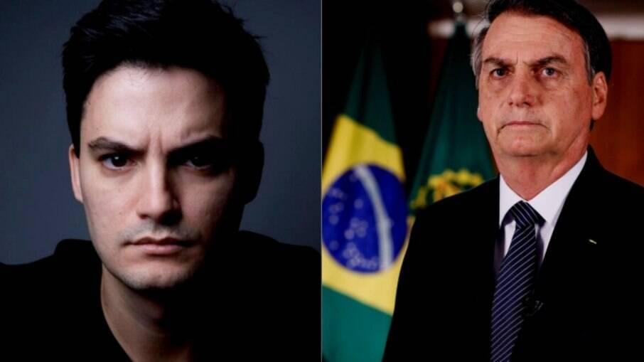 Felipe Neto assinará, juntamente a outras personalidades, um pedido de impeachment do presidente Jair Bolsonaro