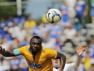 Contratado recentemente, Manoel chega para reforçar defesa e bola aérea