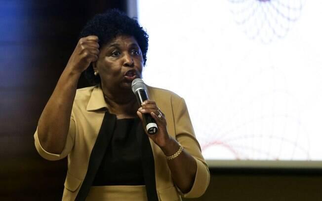 Benedita da Silva pode ser a candidata do PT à prefeitura do Rio de Janeiro