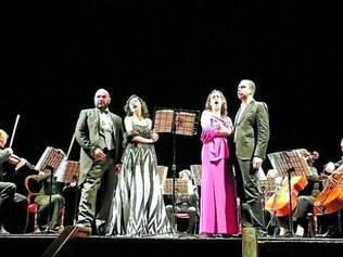 Sexteto Stradivari e Quinteto de Sopros em Projeto Ópera