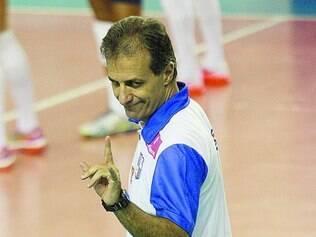 Campanha. Técnico Marco Queiroga quer que time mantenha a boa fase no segundo turno da Superliga