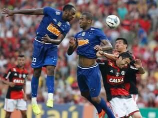 Dedé pode desfalcar o Cruzeiro na grande decisão da Copa do Brasil