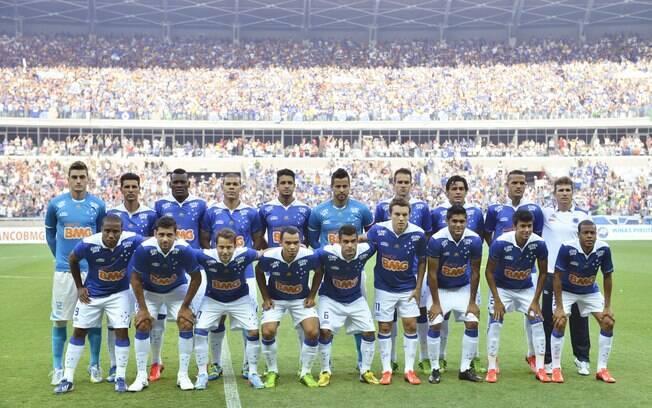Cruzeiro foi campeão do Brasileirão em 2013 e 2014