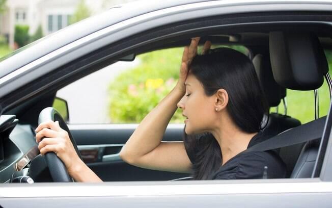 A suspensão da cnh é motivo de muita dor de cabeça para o motorista