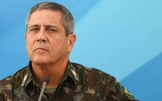 General Walter Souza Braga Netto