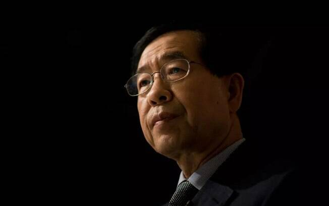 Park Won-soon enfrentava um processo por assédio sexual