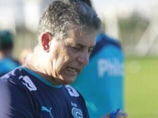 Ricardo Drubscky deve fazer quatro mudanças na equipe