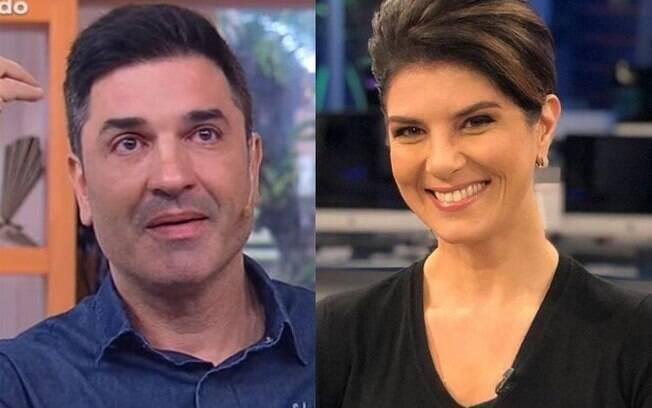 Edu Guedes e Mariana Godoy