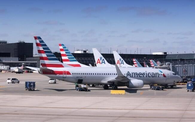 Gol e American Airlines assinaram acordo de voos compartilhados entre Estados Unidos e Brasil