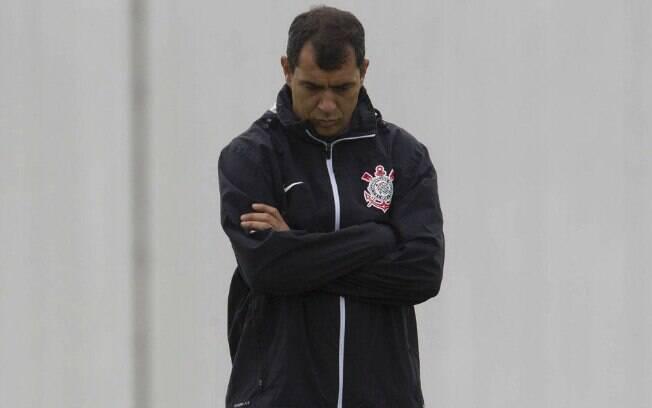 O Corinthians tem ainda sete rodadas para se consagrar campeão do Brasileirão