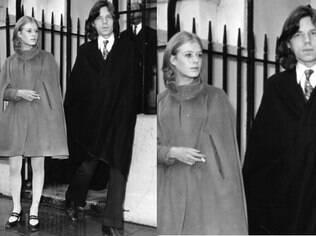 Mick Jagger e Marianne: primeiro romance assumido, em 1964