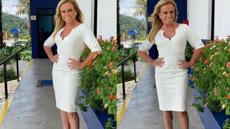 Christina Rocha comentou sobre as falas de Xuxa sobre a pressão estética na TV