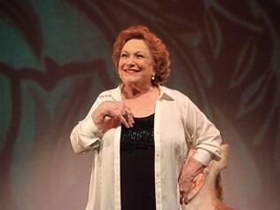 Memória - O espetáculo faz homenagem a Paulo Goulart, companheiro de Nicette por 60 anos, falecido no ano passado