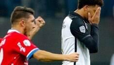 Corinthians empata em casa e está eliminado da Libertadores
