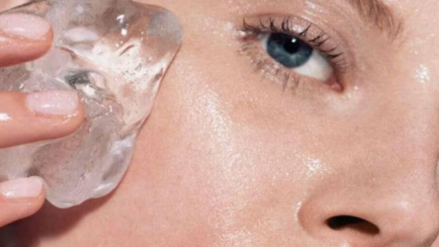Conheça as maravilhas do gelo no skin care