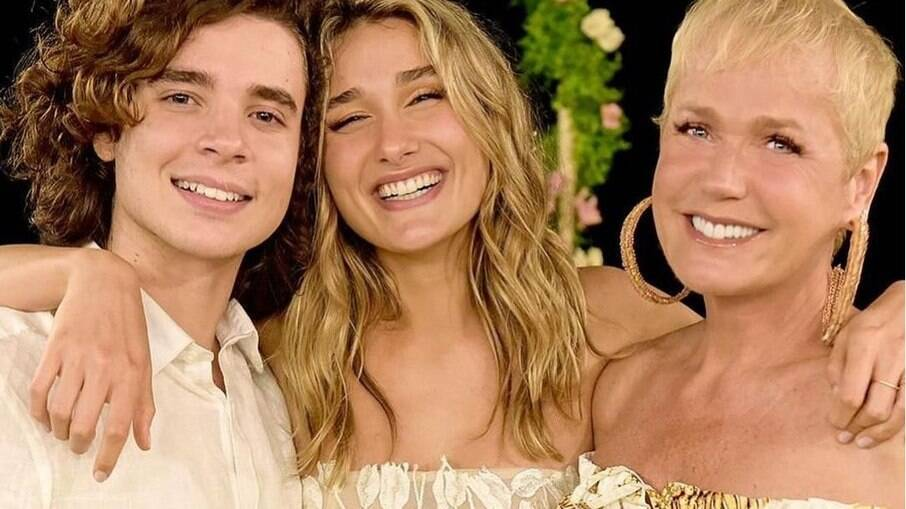 Casamento de Sasha e João Figueiredo