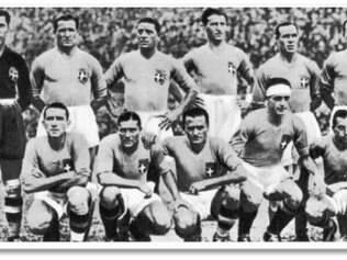 10 de junho - Em Roma, a seleção italiana vence a Tchecoslováquia por 2 a 1 e fatura seu primeiro título mundial de futebol.