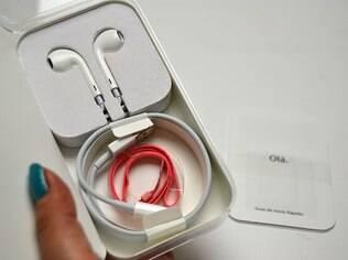 iPod Touch vem com novos fones de ouvido da Apple