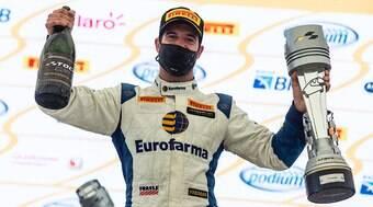 Atual campeão realiza o sonho de conhecer e vencer em Interlagos