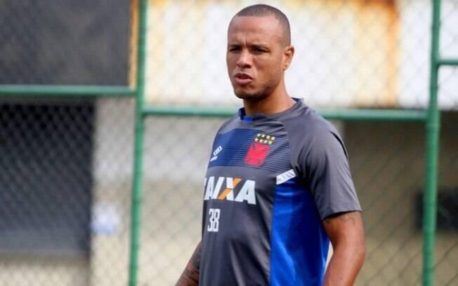 Luis Fabiano fez seu último jogo em 2017, no Vasco