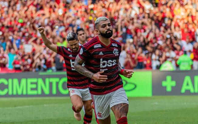 Flamengo entra em campo pelas oitavas da Libertadores nesta quarta-feira