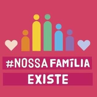 Campanha pede mudanças no texto do Estatuto da Família - Projeto de Lei que busca a proibição da adoção por casais gays e o não-reconhecimento de famílias formadas por casais homoafetivos pelo Estado