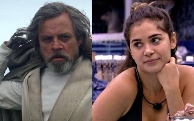 Mark Hamill e Gizelly
