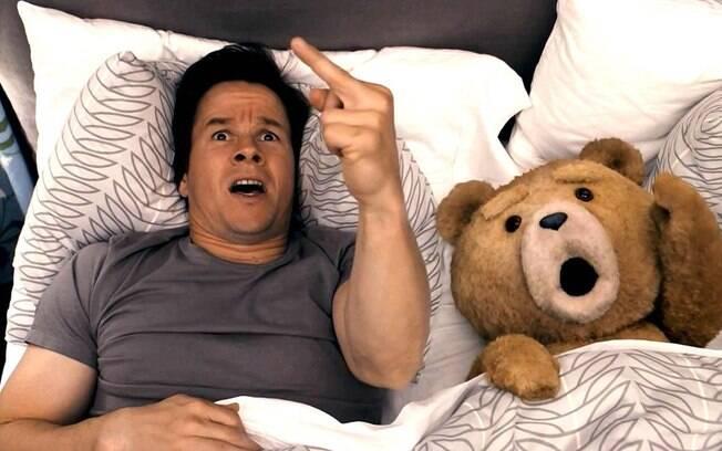Mark Wahlberg em cena do filme