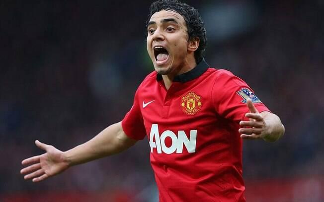Rafael, ex-jogador do Manchester United